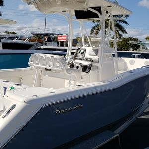 Used Tidewater 23 CC Center Console Fishing Boat For Sale