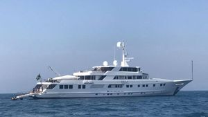 Used Custom Australian Yacht Builders Motor Yacht For Sale