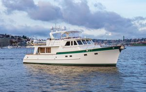 Used Alaskan 64' Pilothouse Motor Yacht For Sale