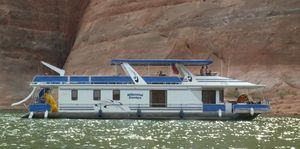 Used Stardust Cruisers 72 X 16 Houseboat House Boat For Sale
