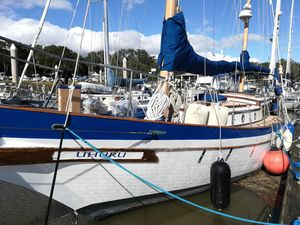 Used Ta Chiao CT 41 Cruiser Sailboat For Sale