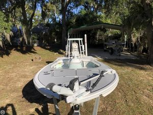Used Chaos 16 Flats Fishing Boat For Sale