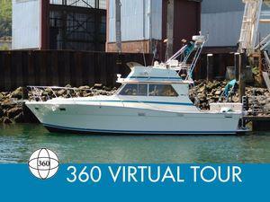 Used Viking 35 Sportfish Flybridge Cruiser Boat For Sale