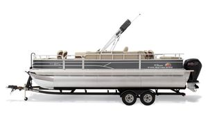 New Sun Tracker Fishin' Barge 22 XP3Fishin' Barge 22 XP3 Pontoon Boat For Sale