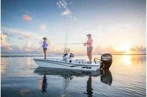 New Mako Skiff 15CC w/ Mercury 60ELPT 4SSkiff 15CC w/ Mercury 60ELPT 4S Bay Boat For Sale