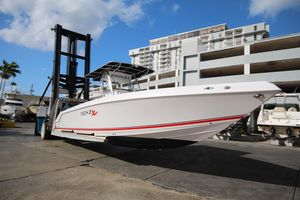 Used Donzi 32 ZF High Performance Boat For Sale