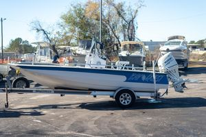 Used Bay Quest 1900 CC1900 CC Center Console Fishing Boat For Sale