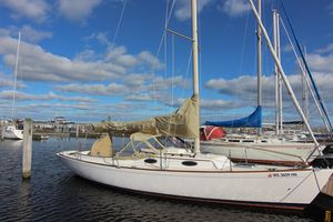Used Pearson Alerion Express 33 Daysailer Sailboat For Sale