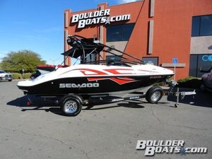 Used Sea-Doo Speedster Wake 430 HPSpeedster Wake 430 HP Jet Boat For Sale