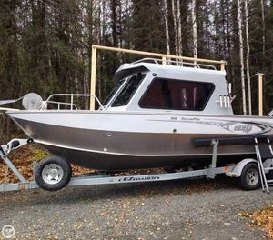 Used Hewescraft 240 Ocean Pro Pilothouse Boat For Sale