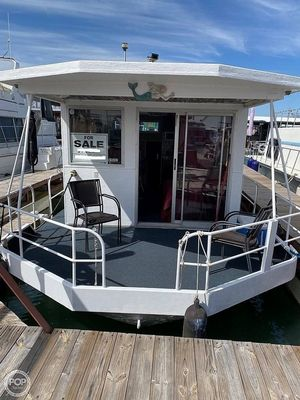 Used Hilburn 36 House Boat For Sale