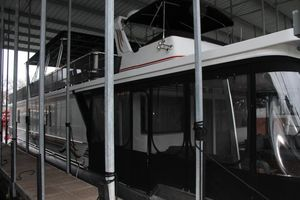 Used Sharpe 75 X 16 House Boat For Sale