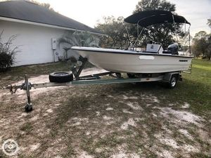 Used Triumph 17 Skiff Fishing Boat For Sale