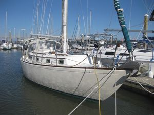 Used C.e. Ryder Sea Sprite 34 Cruiser Sailboat For Sale