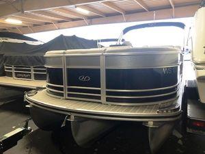 Used Harris 250 Gm/sl/tt Pontoon Boat For Sale