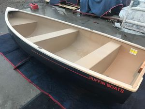 Used Puffin 10601060 Dinghie Boat For Sale