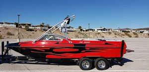 Used Mb B-52 V230 Team/sk Bowrider Boat For Sale