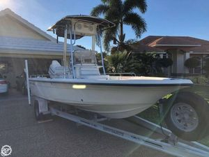 Used Key West 196 Bay Reef Center Console Fishing Boat For Sale