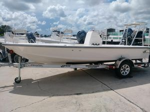 New Hewes Redfisher 18 (New Smyrna Beach Location)Redfisher 18 (New Smyrna Beach Location) Flats Fishing Boat For Sale