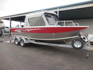 New Hewescraft 220 Ocean Pro HT220 Ocean Pro HT Aluminum Fishing Boat For Sale