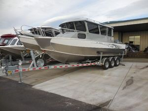 New Hewescraft 260 Pacific Explorer260 Pacific Explorer Aluminum Fishing Boat For Sale