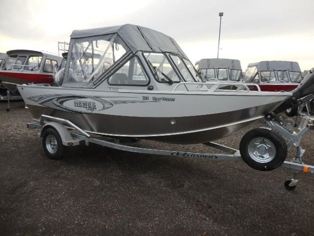 2019 New Hewescraft 160 Sportsman160 Sportsman Aluminum Fishing Boat