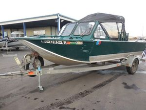 Used Duckworth AdvantageAdvantage Aluminum Fishing Boat For Sale