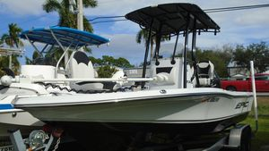 Used Epic 23 SC23 SC Center Console Fishing Boat For Sale