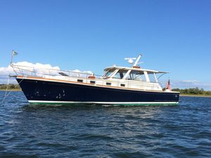Used Grand Banks Eastbay HX Downeast Fishing Boat For Sale