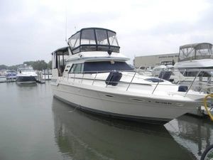 Used Sea Ray 410 Aft (SRG)410 Aft (SRG) Aft Cabin Boat For Sale
