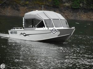 Used North River 22 Seahawk Aluminum Fishing Boat For Sale