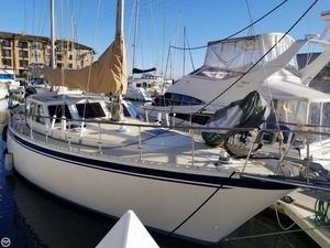 Used Nauticat 43 Ketch Sailboat For Sale