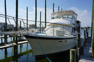 Used Atlantic 48 Motor Yacht Trawler Boat For Sale