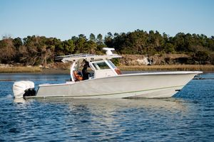 Used Scout 350 LXF350 LXF Saltwater Fishing Boat For Sale