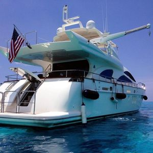 Used Azimut 80 Carat Motor Yacht For Sale