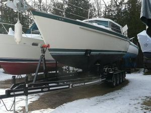 Used Pearson Pilothouse Sailboat For Sale