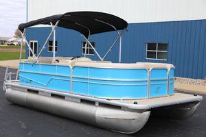New Misty Harbor 1883CR1883CR Pontoon Boat For Sale