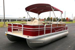 New Misty Harbor ADVENTURE 2085 CFADVENTURE 2085 CF Pontoon Boat For Sale