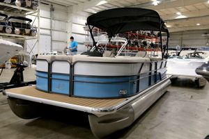 New Misty Harbor Biscayne Bay 2285CUBiscayne Bay 2285CU Pontoon Boat For Sale