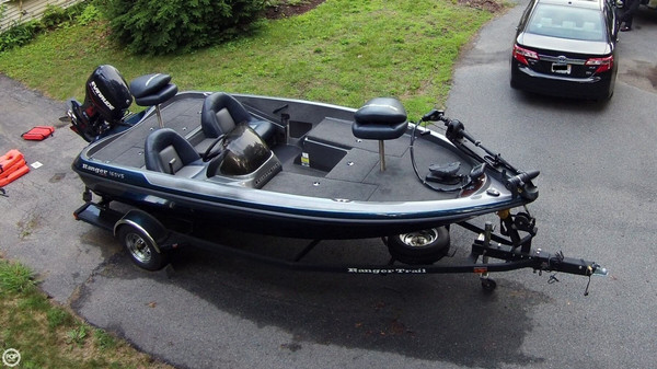 Used Ranger Boats 165 VS Bass Boat For Sale