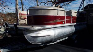 Used Misty Harbor CR 205 Pontoon Boat For Sale