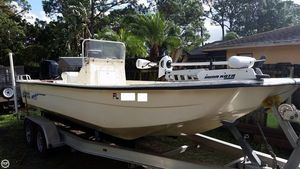 Used Carolina Skiff 238 V series Skiff Fishing Boat For Sale