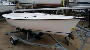 New Precision Keel Version Daysailer Sailboat For Sale