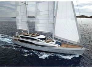 New Mondomarine SM45 Motorsailer Boat For Sale