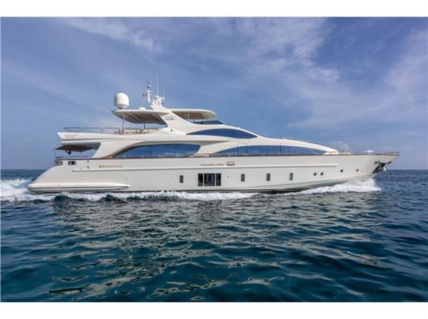 Used Azimut Grande Motor Yacht For Sale
