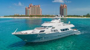 Used Poole Chaffee RAISED PILOT HOUSE Motor Yacht For Sale