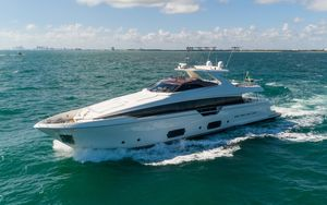 Used Ferretti Yachts 960 Motor Yacht For Sale