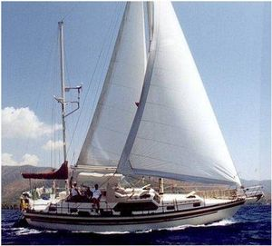 Used Stamas Ketch Sailboat For Sale