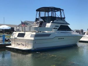 Used Sea Ray 410 Aft (srg) Aft Cabin Boat For Sale
