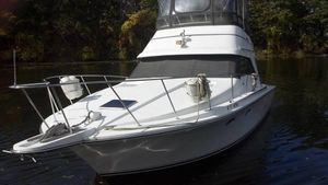 Used Trojan 10.8 Meter Sedan (srg) Convertible Fishing Boat For Sale